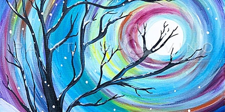 Paint and Sip 'Winter Solstice' tickets