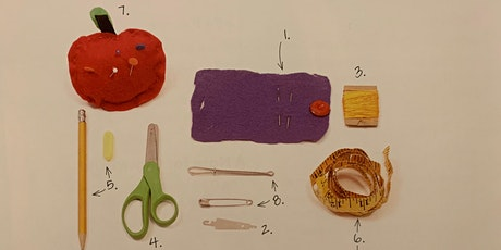 Basic Sewing Course for Kids, No experience Needed, All Materials Provided tickets