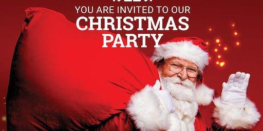 Neighborhood Christmas Party