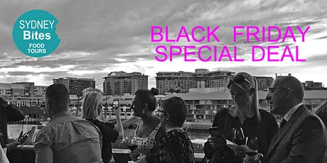 BARANGAROO Sunset, Views & Food - Black Friday Special Deal tickets