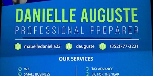 Income Tax Preparation/Credit Restoration