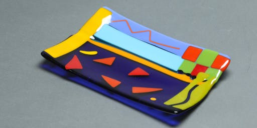 FUSING GLASS in the style of French Artist Henri Matisse