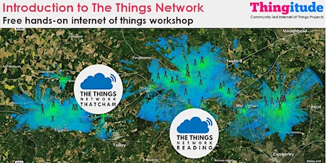 The Things Network - free hands-on Internet of Things workshop tickets