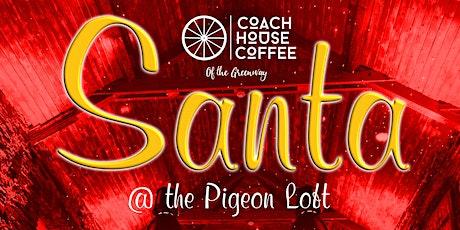 An Evening with Santa Claus @ Coach House Coffee Mon Dec 16 tickets