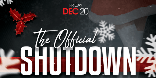 The Official Shutdown Party