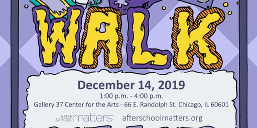 Gallery Walk (Fall 2019 Programs)