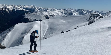 What's in Your Snowpack? Snow, Water, and Crowdsourcing Science tickets