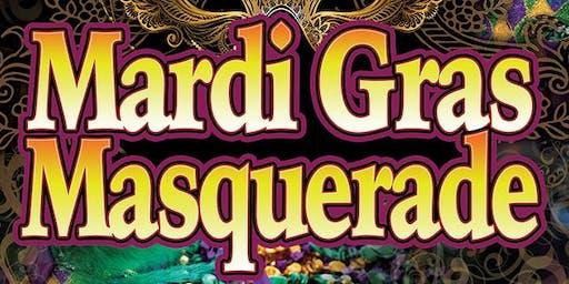 The 2020 Mardi Gras Masquerade!