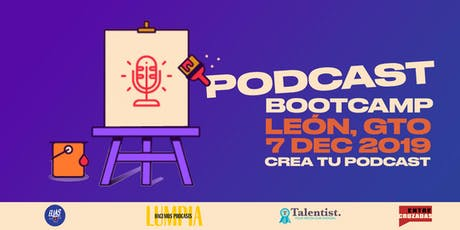 PODCAST BOOTCAMP | Crea Tu Podcast entradas