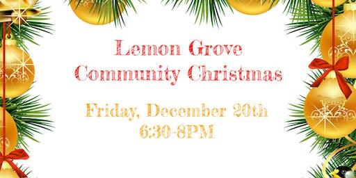 Lemon Grove Community Christmas