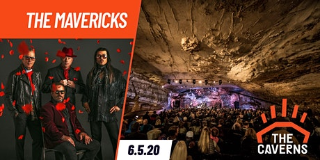 The Mavericks in The Caverns tickets