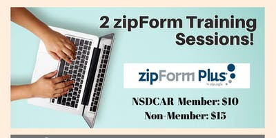 zipForm Plus Training - Vista