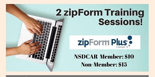 zipForm Plus Training - Vista