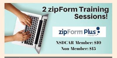 zipForm Plus Training - Escondido