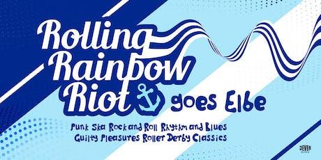 ROLLING RAINBOW RIOT mit DJ LUETTEN (DERBY DIGGER) Tickets