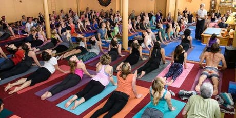 RESCHEDULED for DEC 11 - Winter Wellness Wednesday: Yoga at Dharma Yoga tickets