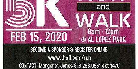 6th  Annual Race to End Homelessness ~ 5k BOOTCAMP Run and 5K Run  tickets
