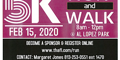 6th  Annual Race to End Homelessness ~ 5k BOOTCAMP Run and 5K Run