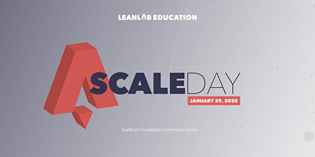 LEANLAB Education - Scale Day tickets