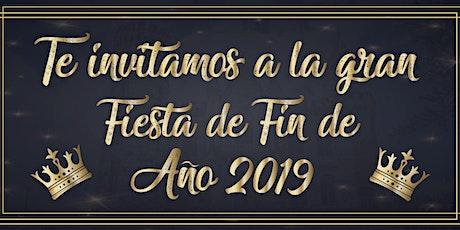 FIESTA DE FIN DE AÑO 2019 tickets
