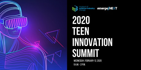 TEEN INNOVATION SUMMIT - 2020 tickets