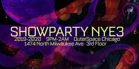 ShowParty: NYE3 tickets
