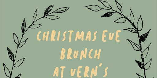 Christmas Eve Brunch at Vern's