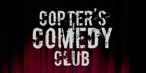 Copter's Comedy Club