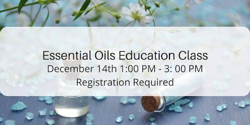 Essential Oils Education Class