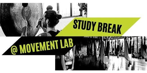 Study Break at Movement Lab