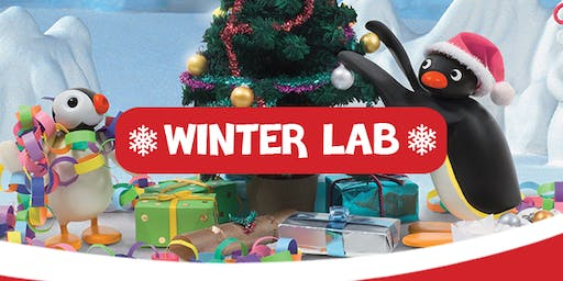 Pingu's English Winter Lab