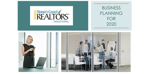 Women's Council of REALTORS® Inland Valley Business Planning