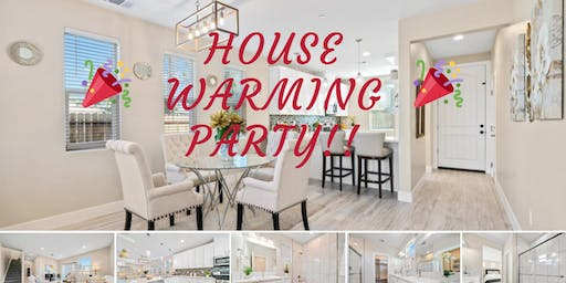 Aimee Mande's House Warming Party!!