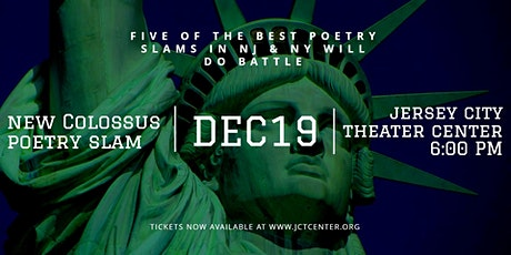 New Colossus Poetry Slam tickets
