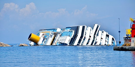 Learning From Accidents: The Costa Concordia Case with Dr. Nippin Anand tickets