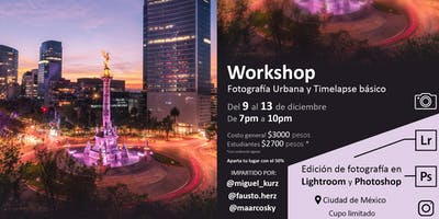 Fotografía Urbana Workshop - Taller
