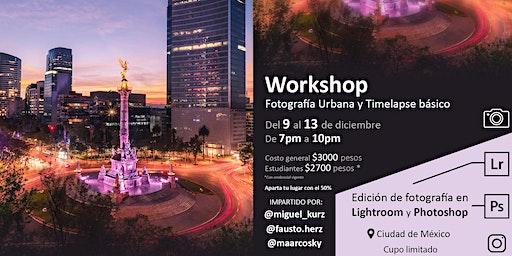 Fotografía Urbana Workshop - Taller