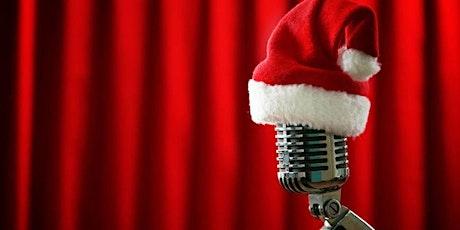 ISSAC Holiday Karaoke Night tickets