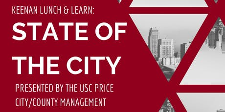 Keenan Lunch and Learn: State of the City tickets