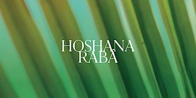 Hoshana Rabá 2020 | Conexões | SP