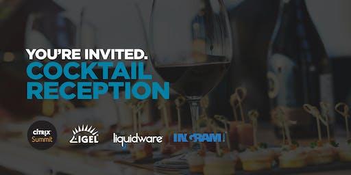 IGEL Community Cocktail Reception at Citrix Summit