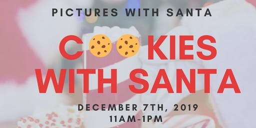 Cookies with Santa  - FREE EVENT