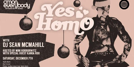 Yes Homo *a queer daytime party* tickets