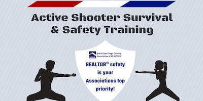 Active Shooter Survival & Safety Training