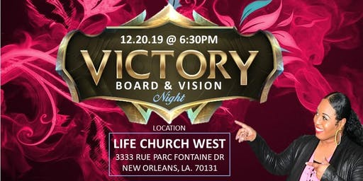 Victory Board & Vision Night
