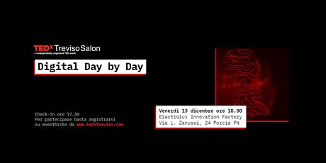 TEDxTrevisoSalon - Digital day by day biglietti