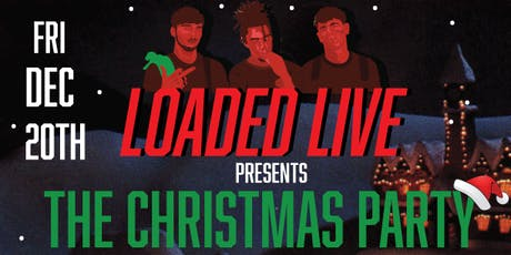 Loaded Live tickets