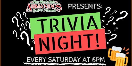 Armando's Trivia Night