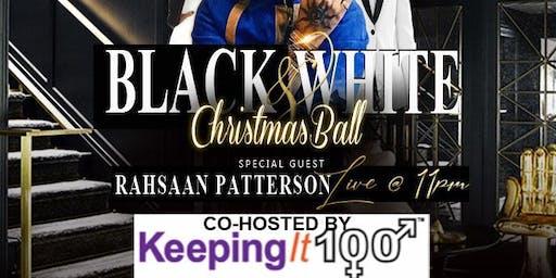 Black & White Christmas Ball/Co-Hosted by KeepingIt100LA , Inc.