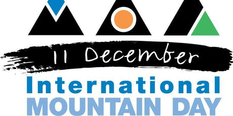 International Mountain Day 2019 - UBC tickets